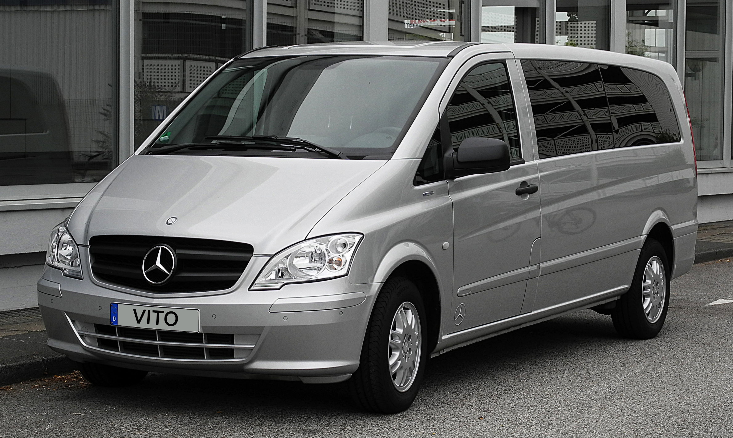 mercedes vito van rental munich airport. Black Bedroom Furniture Sets. Home Design Ideas