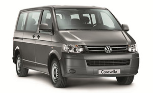 vw caravelle van rental munich airport. Black Bedroom Furniture Sets. Home Design Ideas